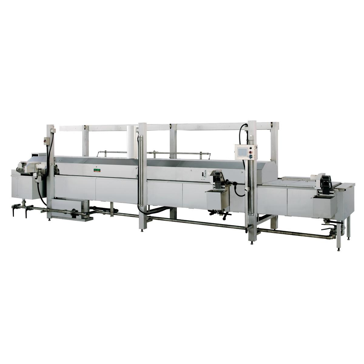 食品工業用フライヤー(DENC型)