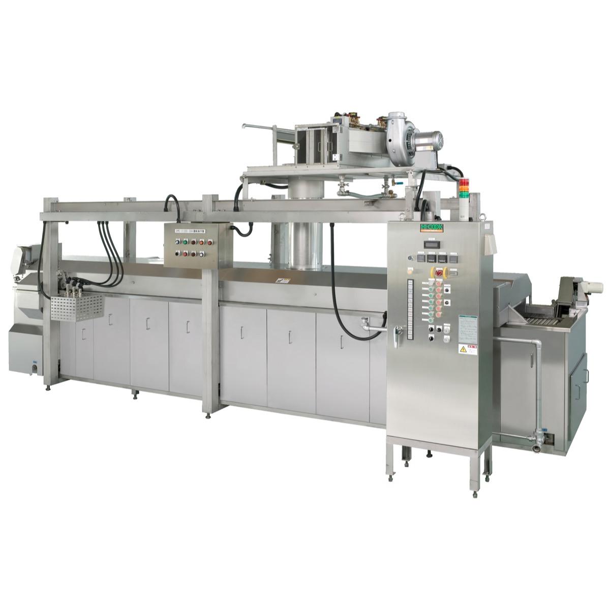 熱交換器式フライヤー(DLNC 型)