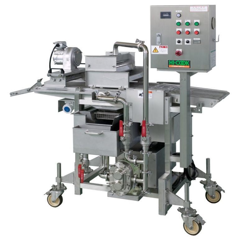 シャワー式バッターリングマシン(HBSN 型)